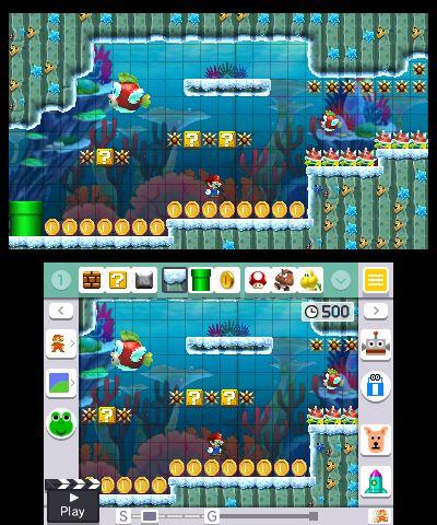 Super Mario Maker for 3DS Bild 2