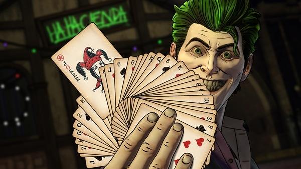 Batman Der Feind im Inneren Bild 3