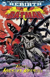 Batman: Die Nacht der Monster-Menschen, Rechte bei Panini Comics