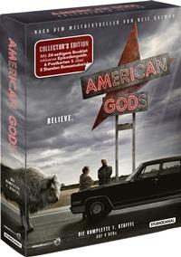 American Gods - 1. Staffel, Rechte bei Studio Canal