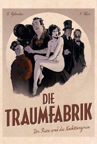 Die Traumfabrik - Band 1: Der Riese und die Nackttänzerin, Rechte bei Panini Comics