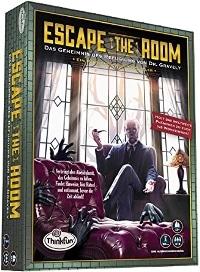 Escape the Room: Das Geheimnis des Refugiums von Dr. Gravely, Rechte bei thinkfun