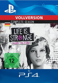 Life Is Strange: Before the Storm - Cover