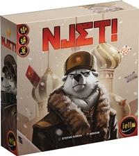 Njet! Cover, Rechte bei iello