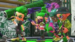 Splatoon 2, Rechte bei Nintendo