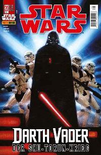 Star Wars #20: Der Shu-Torun Krieg, Rechte bei Panini Comics