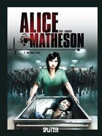 Alice Matheson #2: Der Killer in mir, Rechte bei Splitter Verlag