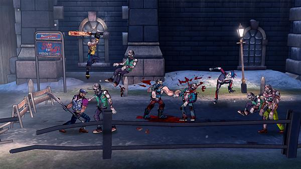Bloody Zombies Bild 1