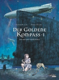 Der goldenen Kompass #1, Rechte bei Carlsen Comics