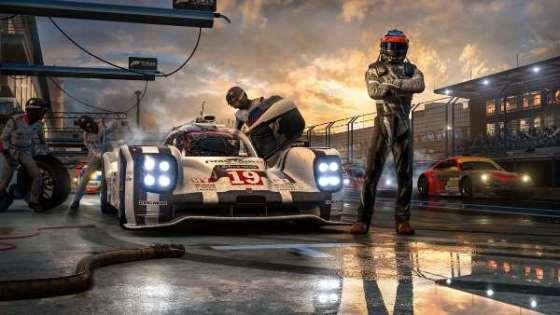 Forza Motorsport 7 von Turn 10 Studios, Rechte bei Microsoft