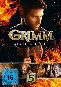 Grimm - Staffel 5 - Cover