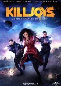 Killjoys - Staffel 2 - Cover