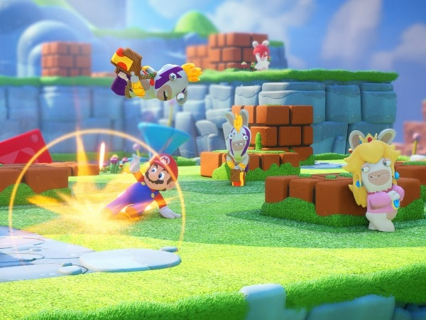 Mario And Rabbids Kingdom Battle - Im Kampf gegen die Rabbids