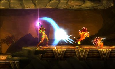 Metroid Samus Returns Bild 2