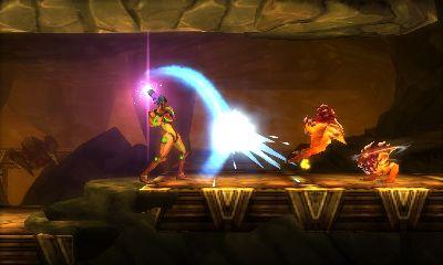 Metroid Samus Returns Bild 2