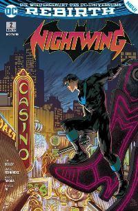 Nightwing #2: Blüdhaven, Rechte bei Panini Comics