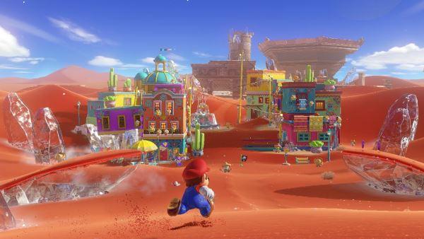 Super Mario Odyssey Bild 1