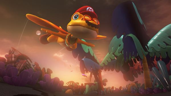 Super Mario Odyssey Bild 5