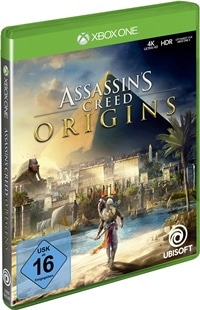 Assassin's Creed Origins, Rechte bei Ubisoft