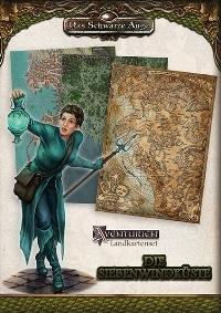 Landkartenset Die Siebenwindküste, Rechte bei Ulisses Spiele