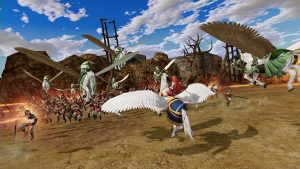 Fire Emblem Warriors Bild 1