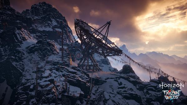 HZD The Frozen Wilds Bild 1