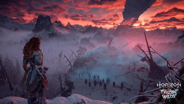 HZD The Frozen Wilds Bild 3
