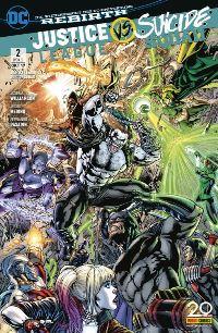 Justice League vs. Suicide Squad, Rechte bei Panini Comics