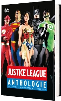 Justice League Anthologie, Rechte bei Panini Comics