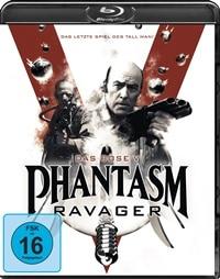 Phantasm V - Ravager - Das Böse V, Rechte bei Koch Media