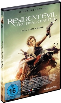 Resident Evil – The Final Chapter, Rechte bei Constantin Film