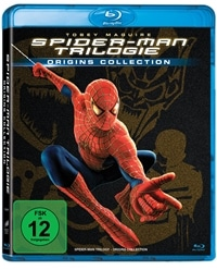 Spider-Man Trilogie - Origins Collection, Rechte bei Sony Pictures