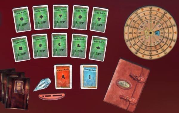 Orient Express Spiel