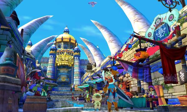 Monster Hunter Stories Bild 2