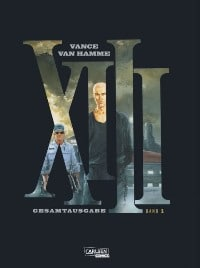 XIII Gesamtausgabe Band #1, Rechte bei Carlsen Comics