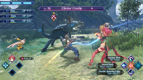 Xenoblade Chronicles 2 Bild 3