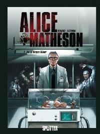 Alice Matheson #4: Wer ist Morgan Skinner?, Rechte bei Splitter
