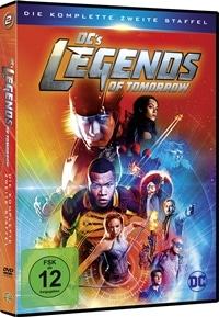 DC's Legends of Tomorrow - Season 2, Rechte bei Warner Bros.