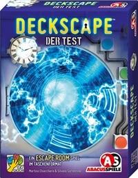 Deckscape - der Test - Cover