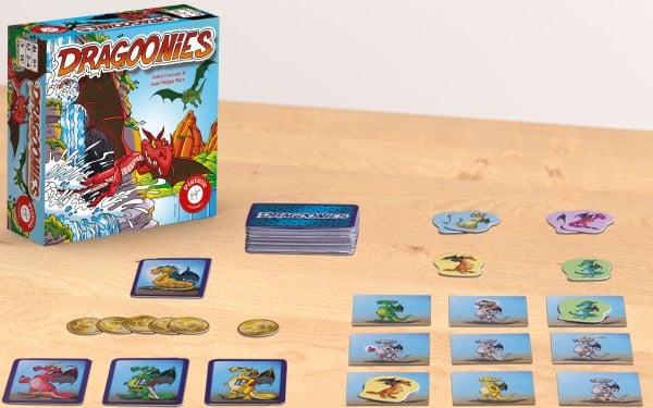 Dragoonies - Spielmaterial