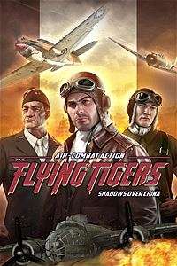 Flying Tigers: Shadows Over China, Rechte bei Ace Maddox