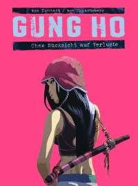 Gung Ho #2: Ohne Rücksicht auf Verluste, Rechte bei Cross Cult