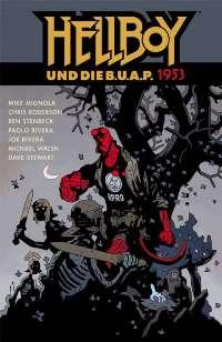 Hellboy #16: Hellboy und die B.U.A.P. 1953, Rechte bei cross cult