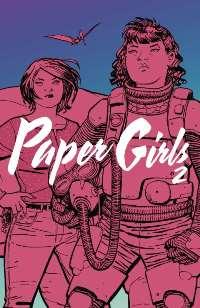 Paper Girls 2, Rechte bei Cross Cult