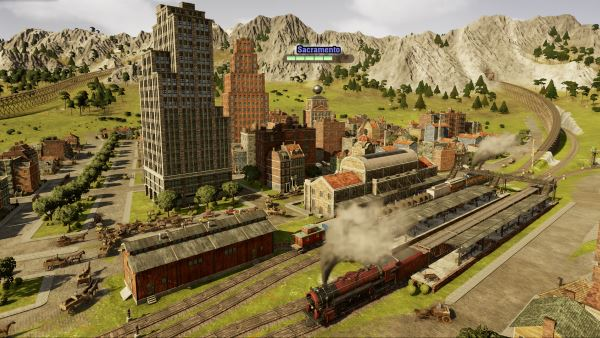 Railway Empire Bild 1