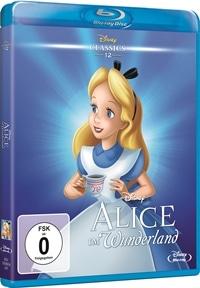 Alice im Wunderland, Rechte bei Disney