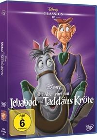 Die Abenteuer von Ichabod und Taddäus Kröte, Rechte bei Disney