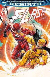 Flash #5: Im Griff der Furcht, Rechte bei Panini Comics