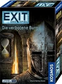Exit - Das Spiel - Die verbotene Burg - Cover