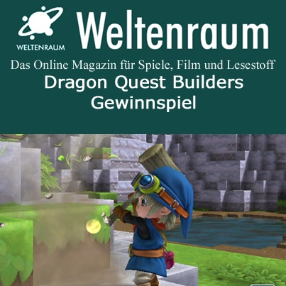 Gewinnspiel Dragon Quest Builders